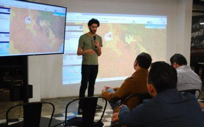 MeetUp con Carlos Dávila sobre gestión de recursos tecnológicos