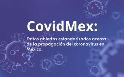 COVIDMEX: DATOS ABIERTOS ESTANDARIZADOS ACERCA DE LA PROPAGACIÓN DEL CORONAVIRUS EN MÉXICO