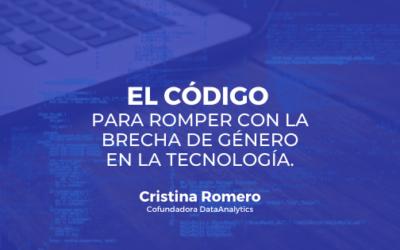 El código para romper con la brecha de género en la tecnología